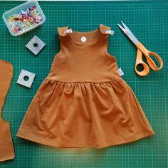 Pattern Weights, Bodice Pattern, Long Cut, Dress Out, Pinafore Dress, Straight Stitch, Gathered Skirt, Drop Waist, Sewing Patterns Free