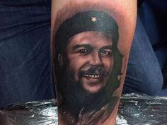 Che Guevara Tattoos   Che Guevara Tatuajes