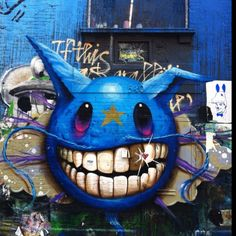 30 Examples of Amazing Street Art | From up North