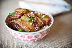 Tender, stir-fried pork belly made right at home.