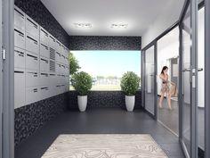 hall d immeuble paris iii me paris et angles. Black Bedroom Furniture Sets. Home Design Ideas