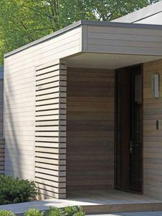 Schon Wood Entry Raum, Haustür Eingang, Einfahrt, Hauseingang, Aussen,  Gartenhaus, Leicht