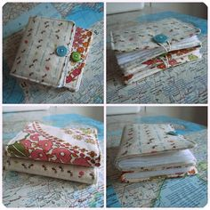 So here we go: how to sew a needle book. It's a really fun and easy project - great for beginners! And awesome for scraps of fabric!