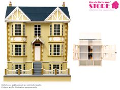 Dolls House Miniature Cedars - Over 10,000 other miniature dollshouse items in stock! Visit www.thedollshousestore.co.uk
