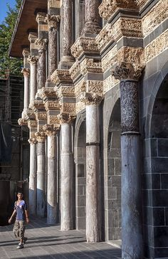 Great Mosque, Diyarbakir | Flickr - Photo Sharing! Umayyad Mosque, Basalt Rock, Islamic Architecture, Turkey Travel, 11th Century, Christian Church, Istanbul Turkey, Ancient Civilizations, North Africa