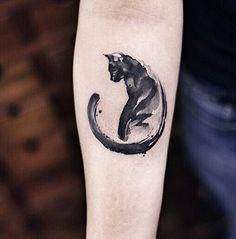 Peinture de chat                                                                                                                                                     Plus