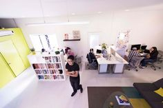 D4R6040 700x466 Inside The Pastilla Institute of Designs Offices