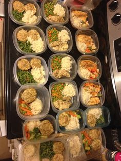 Food Prep for the week!!!!! #motivated #soserious #geauxteamclark