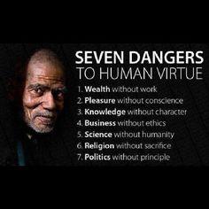 Words of wisdom !