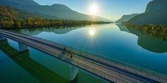 Ötcsillagos bicikliutak Ausztriában - Go & Visit Innsbruck, Salzburg, Klagenfurt, Water, Outdoor, Coffee, Wine Country, Pilgrims, Beautiful Landscapes