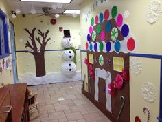 Christmas decorations for the office Diy Christmas Winter Wonderland Snowman And Gingerbread House Charlie Brown Christmas Decorations Christmas Cubicle Decorations Get Smart Workspaces 169 Best Cubicle Christmas Office Decorating Contest Images
