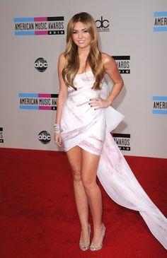 MIley Cyrus AMA 2010