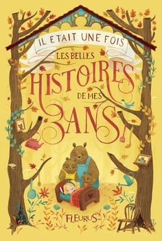 Cover design for a set of books for the french publisher, Fleurus Editions. Anthologies of children's stories, poems and songs.