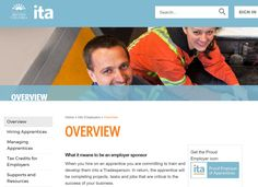 BC: Employer info for hiring/managing apprentices Tax Credits, Success, Author, Train, Writers, Strollers