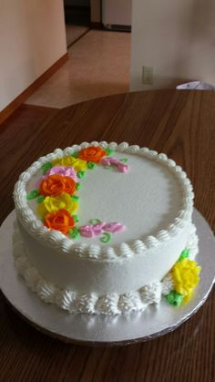 Moms 85th Birthday Richell Ricciardi Richells Homemade Cakes
