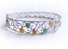 We offer large selections of authentic Burmese jadeite jade at affordable prices; fashion designer styles high quality real leather handbags, quality jewleries with styles and more. Sterling Silver Bracelets, Bangle Bracelets, Bangles, Burmese, Real Leather, Leather Handbags, Jade, Gems, Fashion Design