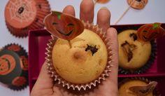 Kiczix: Halloween: szybkie muffinki