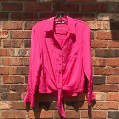 9cd7fd19f21 Trina Turk Women s Pink Silk Blouse