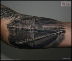 http://tattoomagz.com/golden-gate-bridge-tattoo/golden-gate-bridge-tattoo-san-francisco/