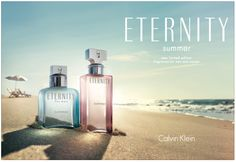CK Eternity Summer 2014 for Men by Calvin Klein Men Edt