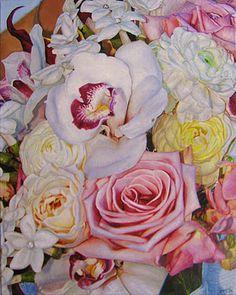 "Dani & Michael's painting (16x20"")"