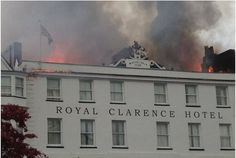 Owners of the Royal Clarence Hotel Exeter thank emergency services for 'tremendous efforts' - North Devon Journal
