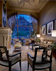 # GREAT VINTAGE LIVING ROOM INTERIOR DESIGN IDEAS WITH FIREPLACE