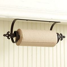 Charming Ballard Under Cabinet Mount Paper Towel Holder