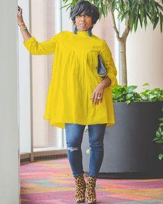 Express Yourself Shirt Dress Classy Outfits, Chic Outfits, Fashion Outfits, Fashion Ideas, Modest Fashion, Girl Fashion, Cotton Shirt Dress, Minimalist Fashion, Minimalist Style