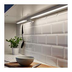 IKEA UTRUSTA LED worktop lighting