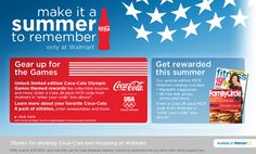Whether you are enjoying the refreshing taste of Coca-Cola in a Glass Bottle or Mini Coke Can, it was meant to be enjoyed with friends! Taste The Feeling! Only At Walmart, Coke Cans, Glass Bottles, Coca Cola, Road Trips, Summer, How To Make, Check, Fun