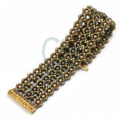 """kit du bracelet """"Barok"""" gold"""