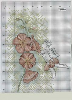 angeli e fiori
