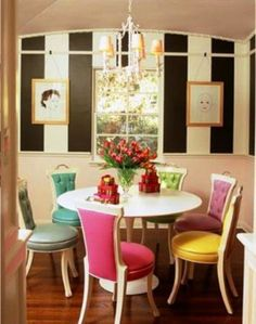 Cozy Dining Room Design