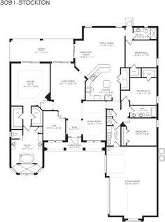 crib mobiles, floor plan, bathrooms, hous, bedrooms, 3090 sq