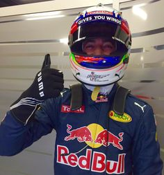 Ricciardo second quickest on day two.