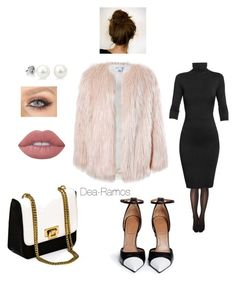 """""""Untitled #119"""" by dea-ramos on Polyvore featuring Sans Souci, Undress, Lime Crime and Givenchy"""