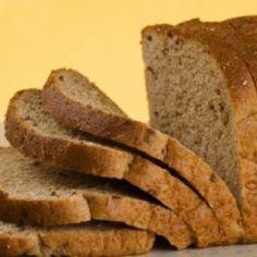 Receita de Pão Integral sem Glúten para você fazer na máquina de pão! Confira no nosso Blog de Receitas!