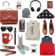 Garb: Gift Gets    Some of Need Supply's most-wanted gift-y things.
