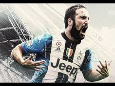million signing Gonzalo Higuain has been handed the shirt by new club Juventus, a number previously worn by Real Madrid forward Alvaro Morata Match Highlights, 28 Years Old, Gareth Bale, Most Expensive, Adidas, Tottenham Hotspur, Cristiano Ronaldo, Champions League, Hd Video