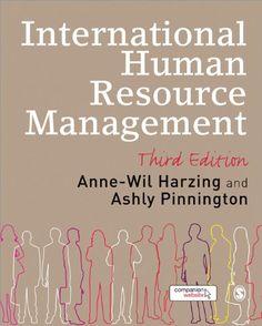 International Human Resource Management/