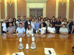 Ancona, Mancinelli saluta i nuovi volontari del Servizio Civile Nazionale
