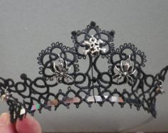 tatted crown pattern - Google Search