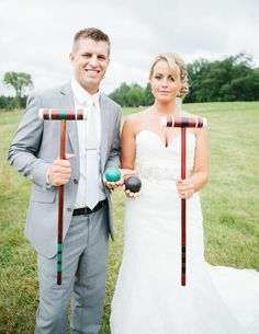 10 Ways to Make Your Cocktail Hour More Fun | Photo by: Meg Cooper Photography | TheKnot.com