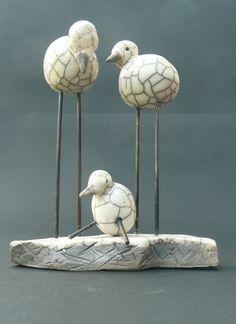 vogels van keramiek - Google zoeken
