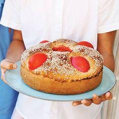 Greek Easter Bread (Lambropsomo) | MyRecipes.com