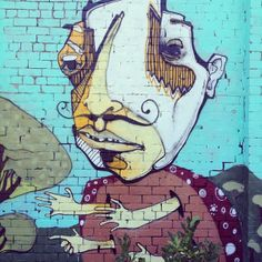 captain earwax street art graffiti