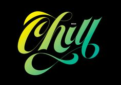 Custom Lettering by Viet Huynh