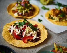Recette de tacos aux lentilles végétaliennes