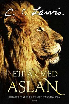 """C.S. Lewis bok """"Ett år med Aslan"""", utgiven på Libris förlag"""